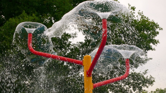 When the Temp Rises: Build Yourself a Water Park