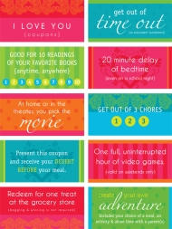 Kids will love these extra coupon perks. Free printables at: http://boutiquebydesign.com/love-coupons-for-kids-free-printable-from-boutique-by-design/