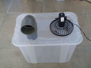 Homemade air conditioner by HADJISTYLLIS on Instructables.com
